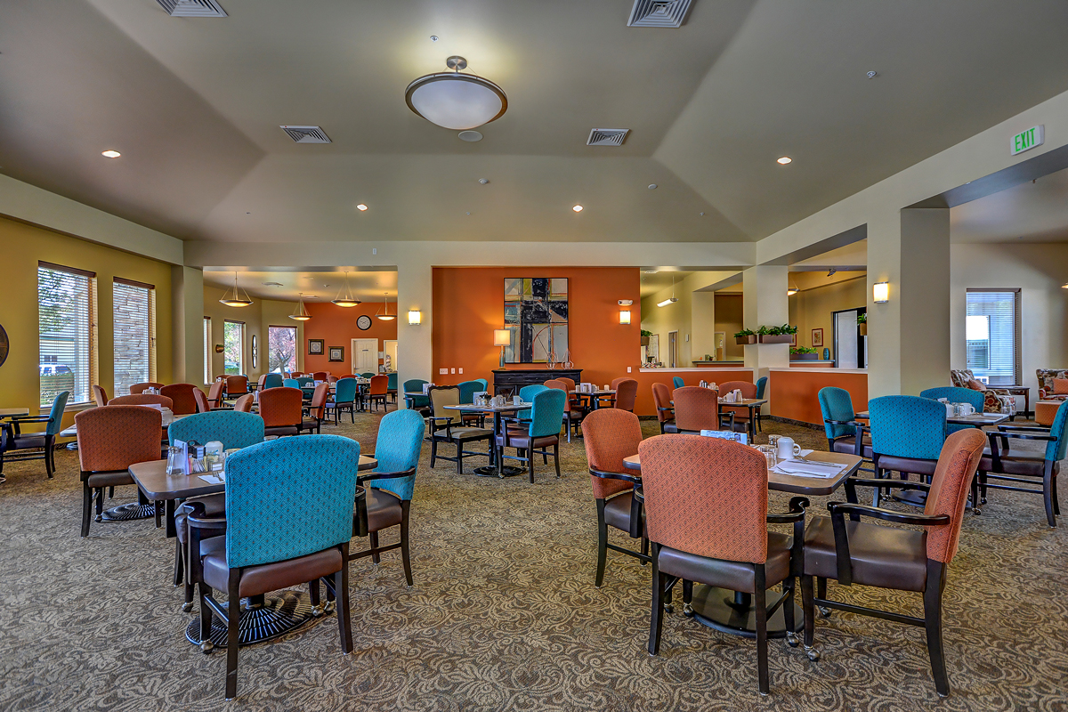 Meridian Assisted Living Assisted Living Senior Care In